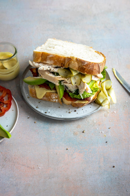 Roast Chicken Sandwich | DonalSkehan.com