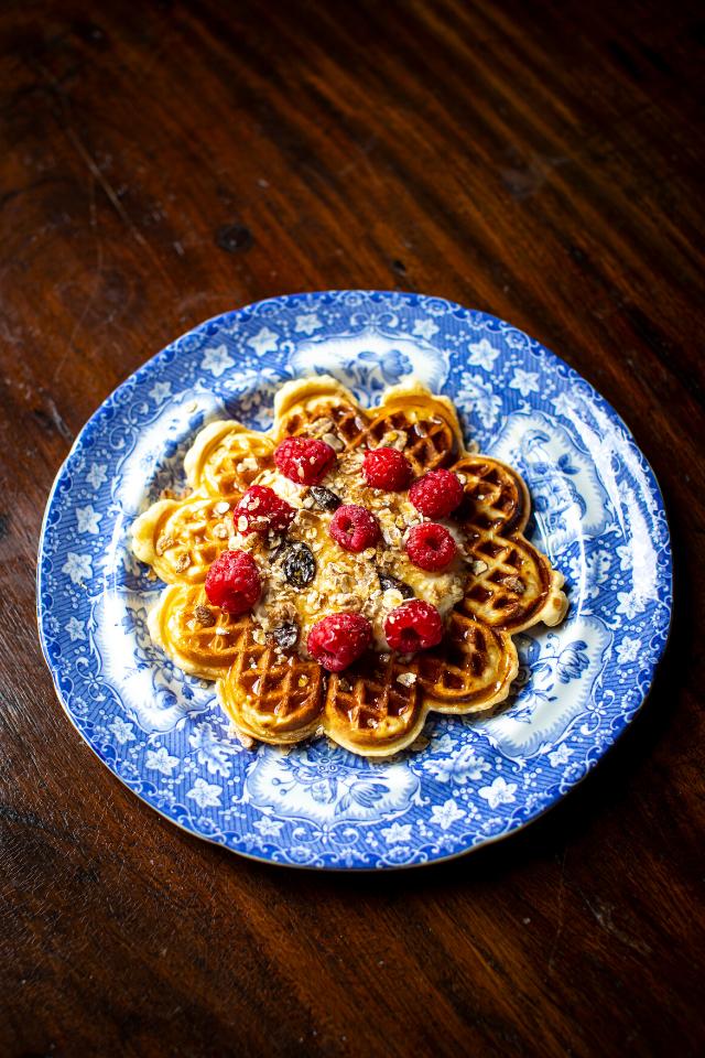 My Best Belgian Waffles | DonalSkehan.com