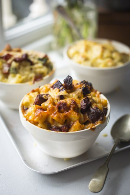 Mac & Cheese: 3 Ways | DonalSkehan.com, Classic comfort food with the flavour turned up!