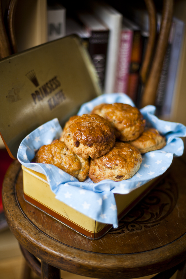 Maple Bacon Buttermilk Scones | DonalSkehan.com, The perfect mix of sweet & savoury!