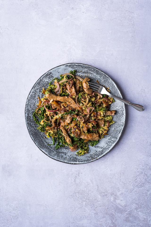 Spicy & Sticky Marmalade Pork | DonalSkehan.com