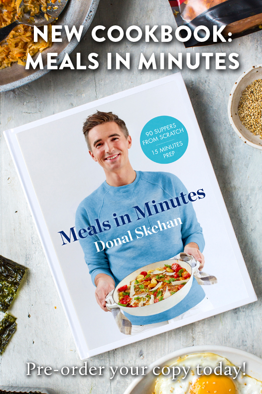 Meals In Minutes Promo Cookbook