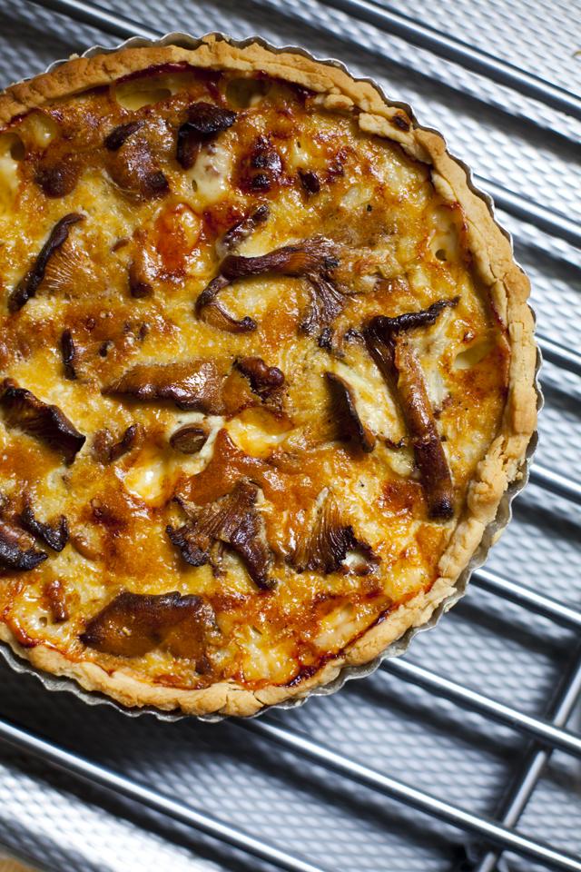 Chanterelle Mushroom Recipe This recipe makes a wonderful