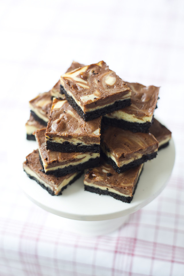 Nutella Cheesecake Bars | DonalSkehan.com, There are no words for these...Just try them!