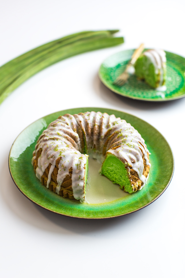 Pandan Cake | DonalSkehan.com, This South-East Asian cake recipe is guaranteed to impress with its soft and fluffy texture and bright green interior!