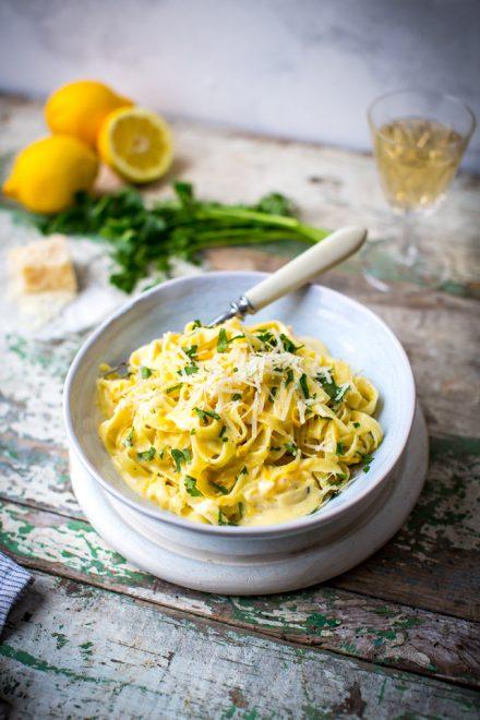 Pasta A Limone | DonalSkehan.com