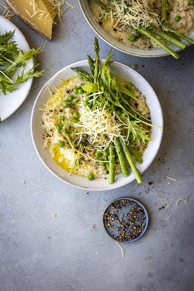 Summer Risotto With Templegall | DonalSkehan.com