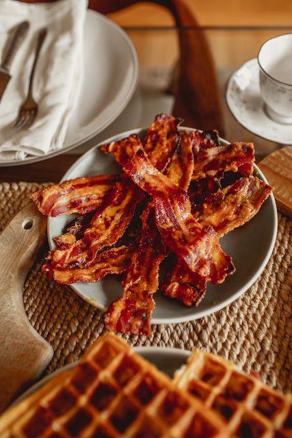 Pig Candy | DonalSkehan.com, Bacon that