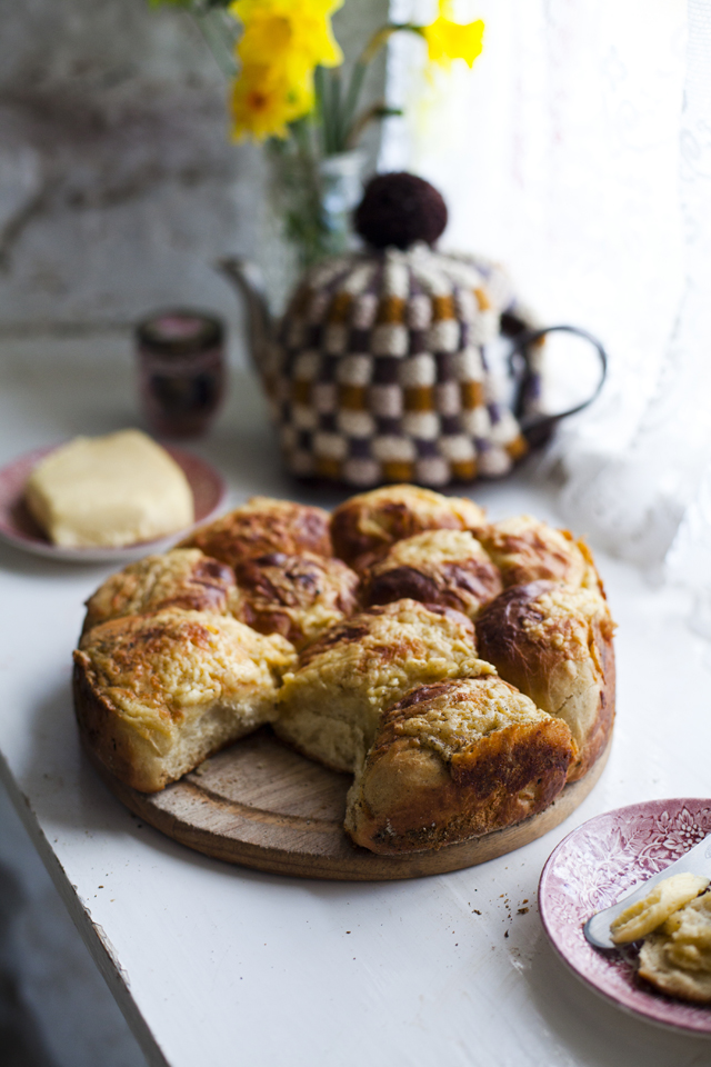 Potato Yeast Rolls | DonalSkehan.com, Traditional Irish baking at it's best!