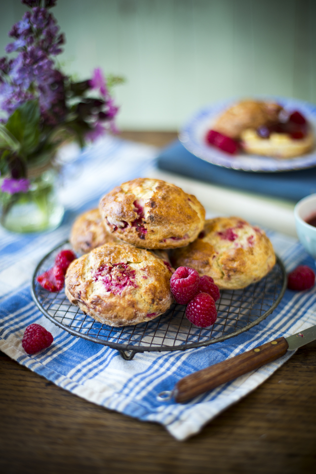 Raspberry Scones-1 copy