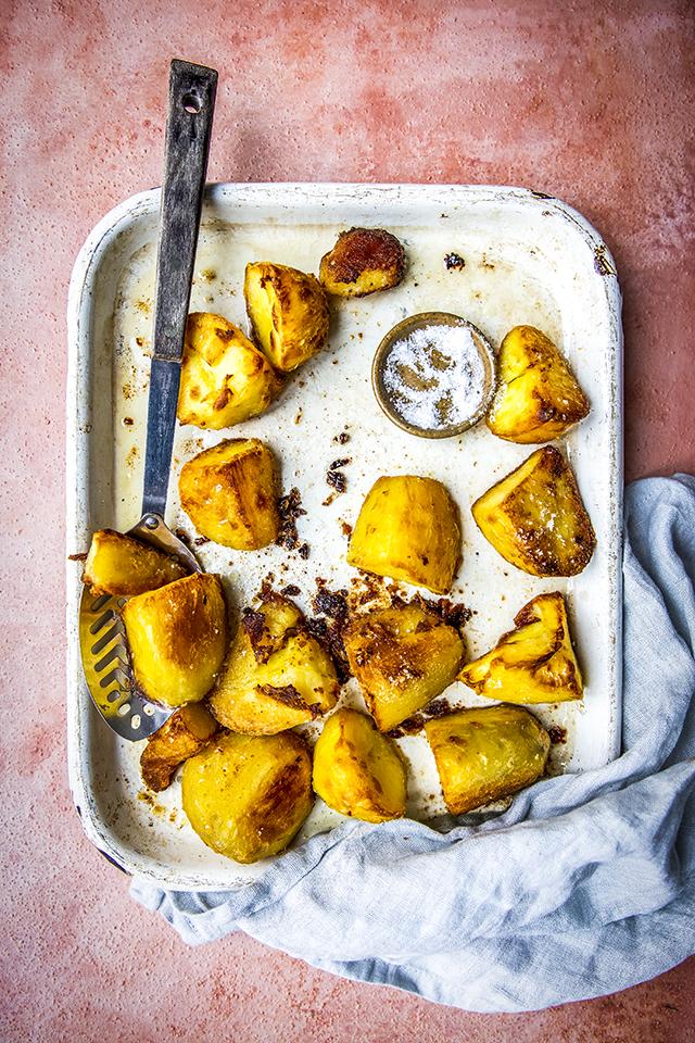 My Mum's Really Good Roast Spud Recipe | DonalSkehan.com