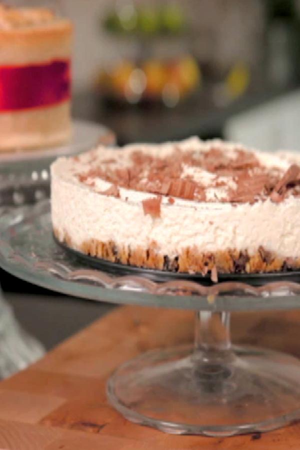 Christmas Cheesecake Ideas.Christmas Cheesecake Donal Skehan Eat Live Go
