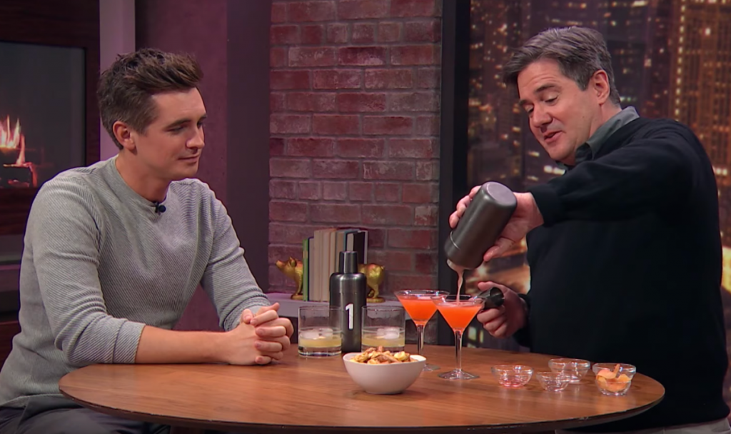 Sip, Savor and Spit! | DonalSkehan.com, Guest appearance on Food & Wine's