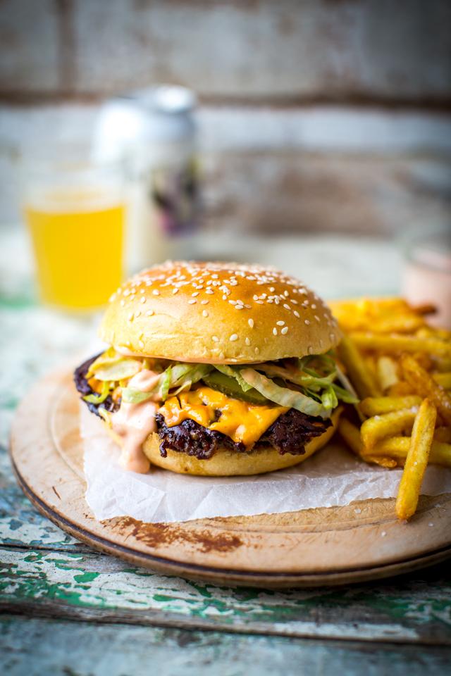 Smashburgers   DonalSkehan.com, Juicy beef burgers, smashed until crisp perfection!