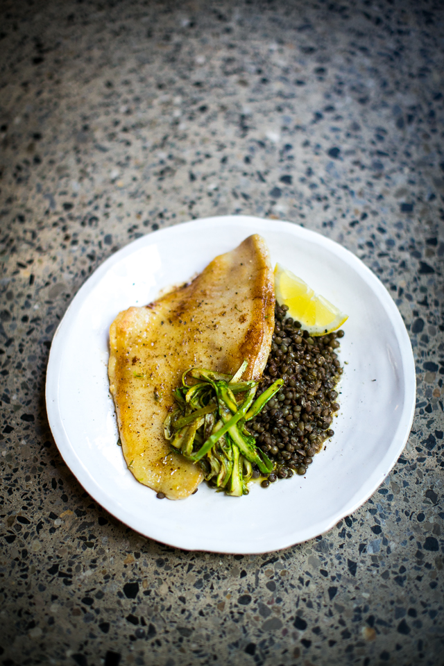Sole Meunière | DonalSkehan.com, A quick yet classic all-in-one French recipe.
