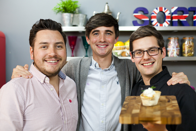 Cooking with the sorted food crew donal skehan eat live go sorted food collab2 forumfinder Image collections