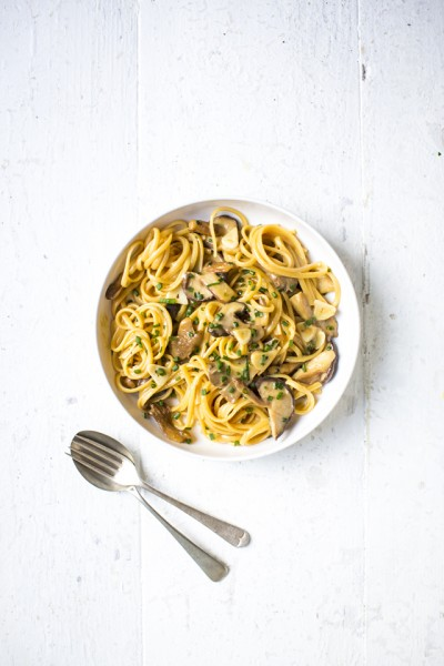 Soy & Butter Pasta