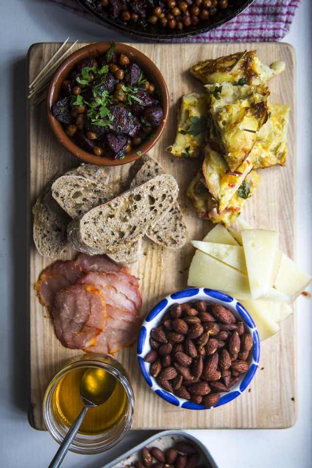 Spanish Tapas | DonalSkehan.com, Perfect party food!