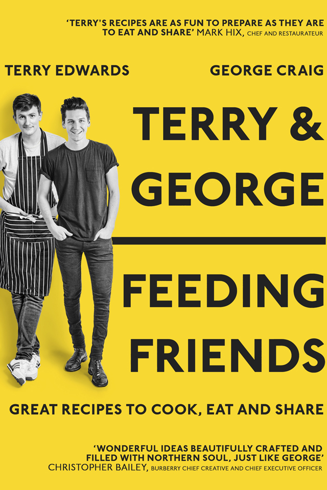Competition: Feeding Friends with Terry & George | DonalSkehan.com, Fancy getting your hands on a copy of this great book? Keep reading!