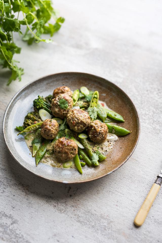 Thai-style Meatballs | DonalSkehan.com