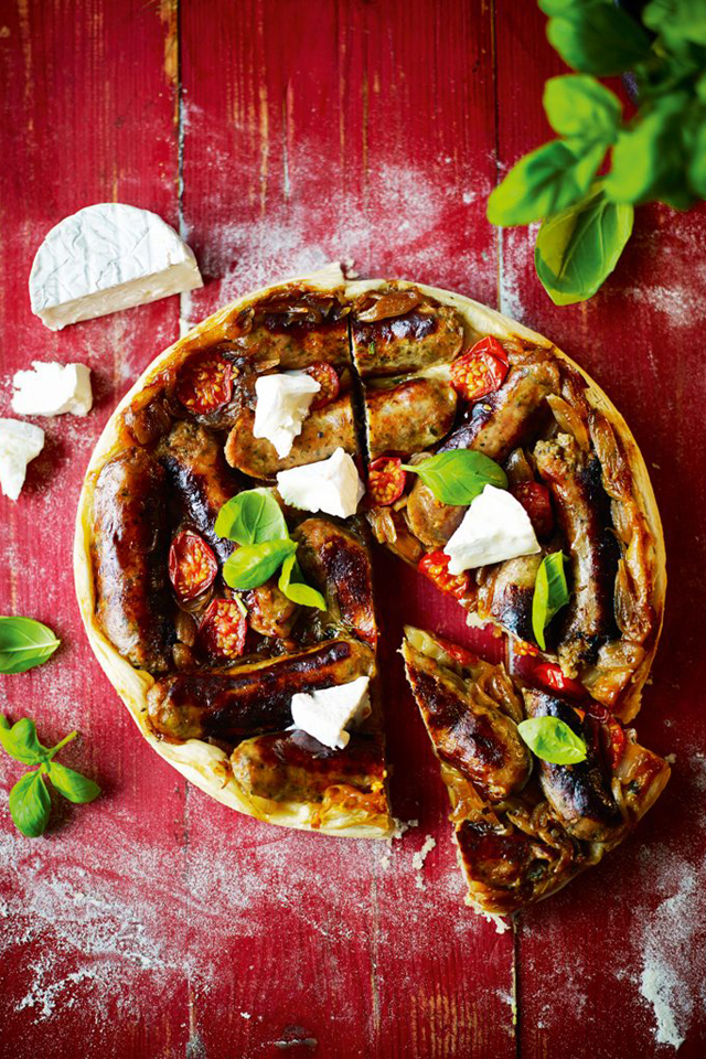 Toad Tarte Tatin | DonalSkehan.com, Great recipe by Barry Lewis.