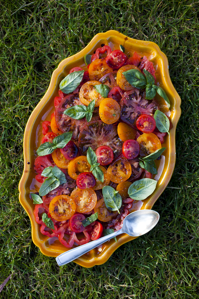 Tomato And Basil Salad_2