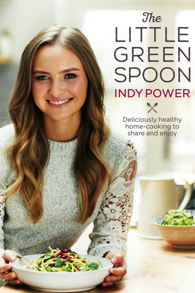 Competition: The Little Green Spoon | DonalSkehan.com, Win a copy of Indy Power's new book The Little Green Spoon.