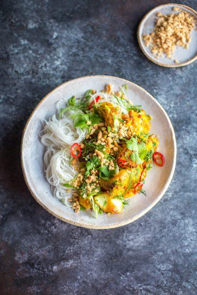 Vietnamese Turmeric & Dill Fish