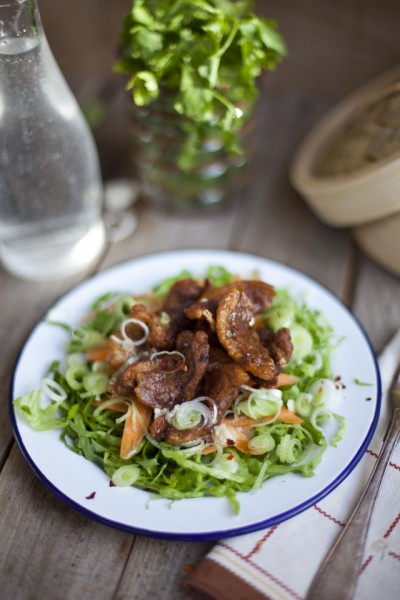 Crispy 5 Spice and Chilli Duck Salad