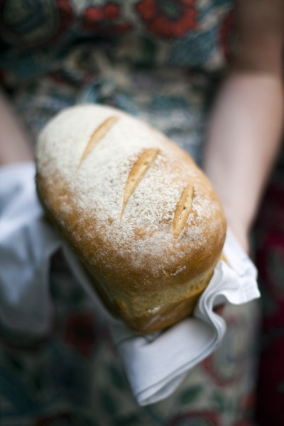 The Pepper Pot's White Yeast Loaves