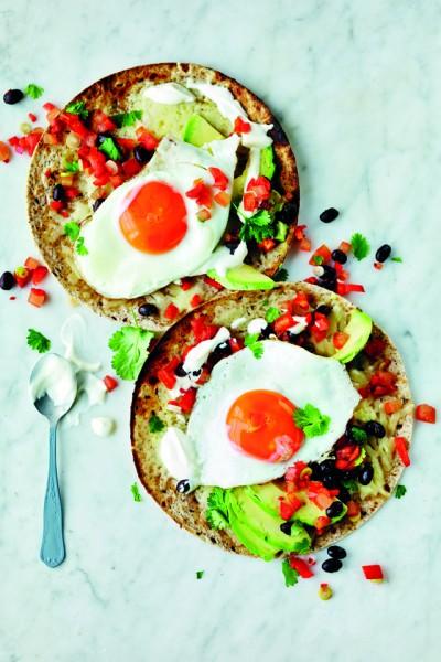 Tom's Huevos Rancheros