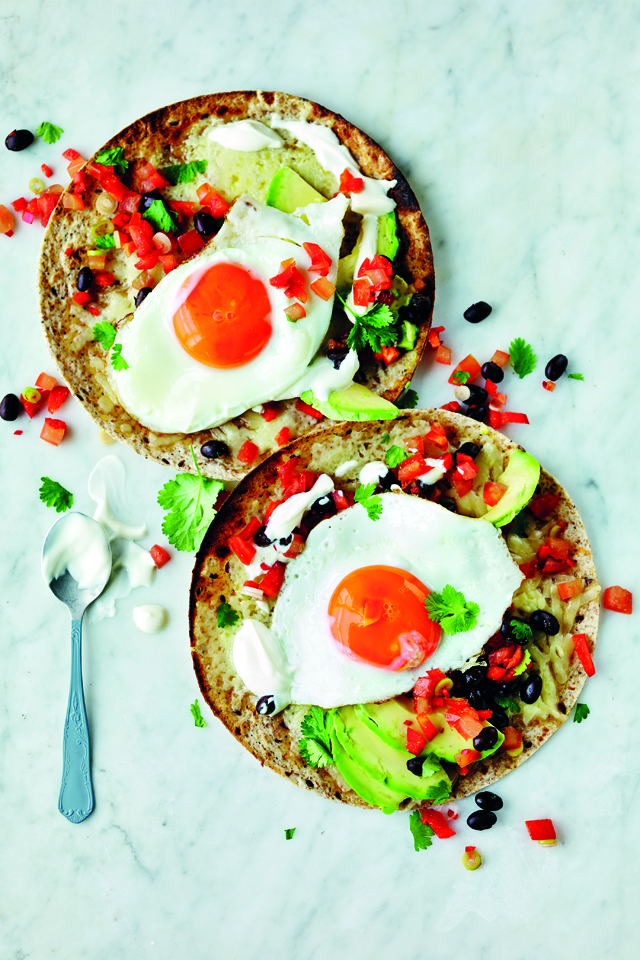 Tom's Huevos Rancheros | DonalSkehan.com, Olympian Tom Daley's take on this spicy Mexican breakfast.