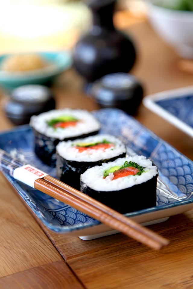Sushi Rice and Seasoning | DonalSkehan.com, Sushi time!