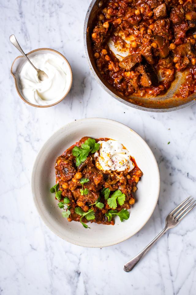 Harissa Lamb Stew | DonalSkehan.com