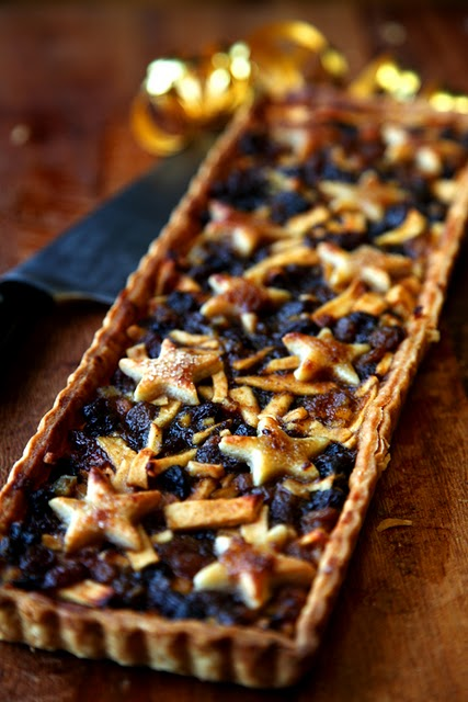 Christmas Mince Pie Star Slices | DonalSkehan.com, Twist on the traditional mince pies.