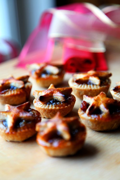Mini Mince Pies   DonalSkehan.com, Brilliant option for christmas parties or to give as gifts.