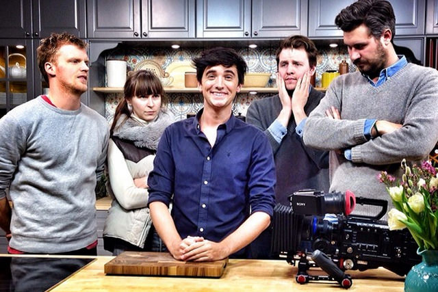 Mitt Kok | DonalSkehan.com, Weekly segment on Mitt Kok on Sweden's TV4. (2014/2015)