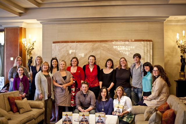 Kitchen Hero Tasty Tea Food Blogger Launch at The Westbury
